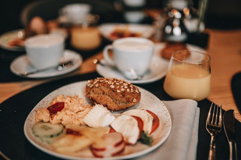 Frühstück Hotel Krone Bretten