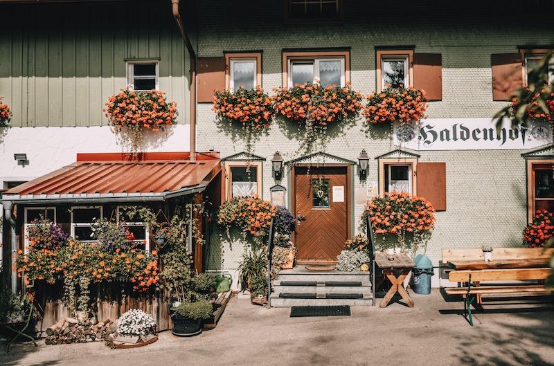 Isny Berggasthaus Haldenhof