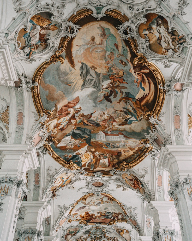Isny St Georg & Jakobus Kirche