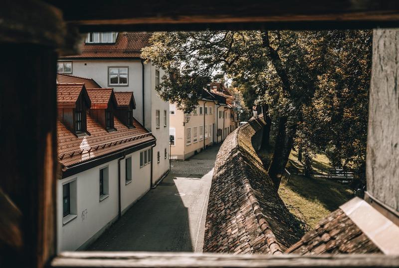 Isny Stadtmauer