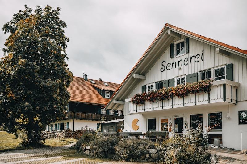 Käsküche Isny Sennerei