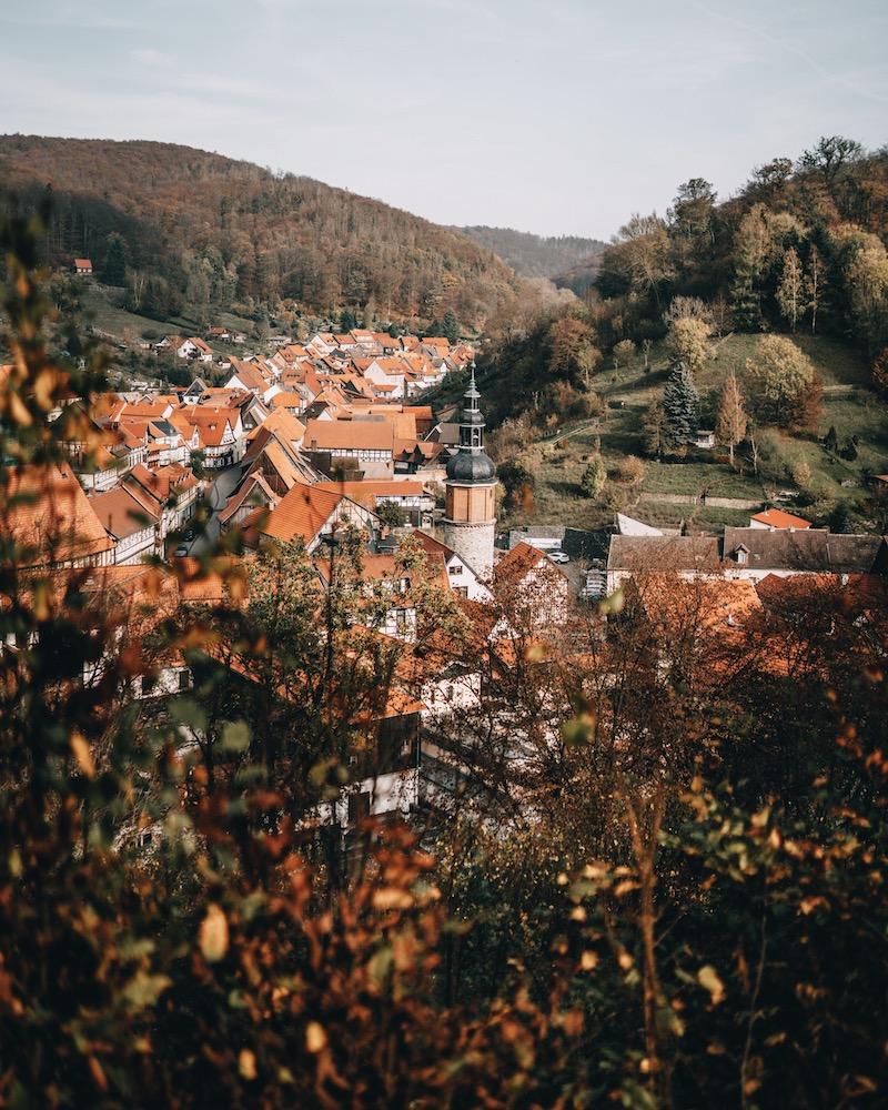 Stolberg Urlaub im Harz