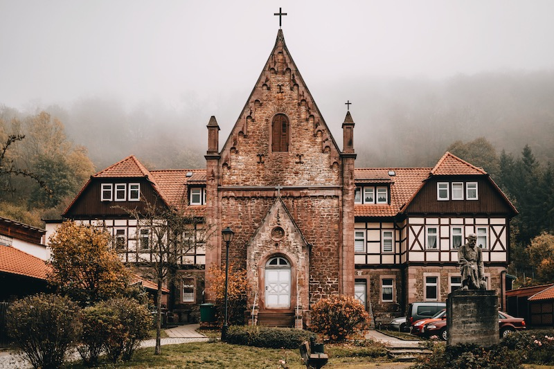Urlaub im Harz Kapelle