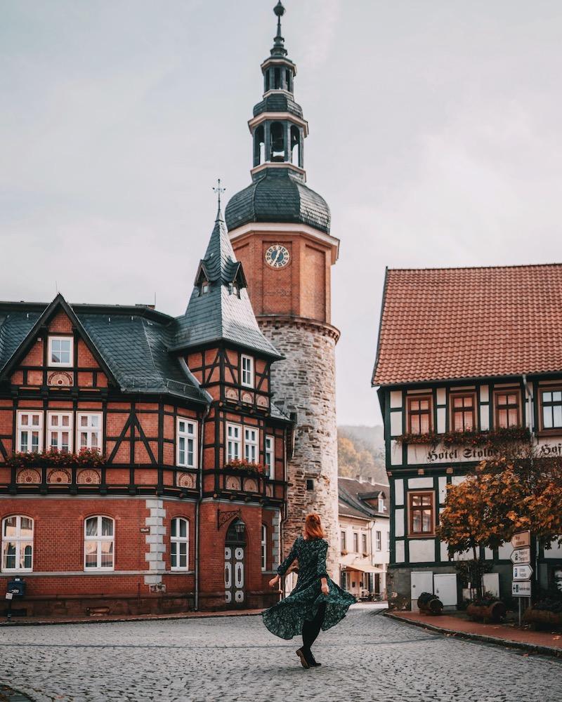 Urlaub im Harz Stolberg