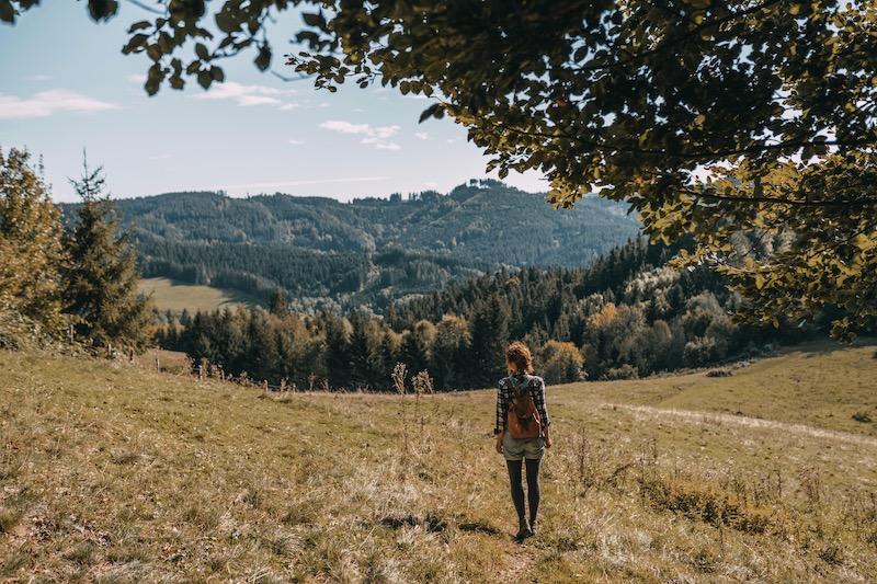 Wanderung Schwarzer Grat