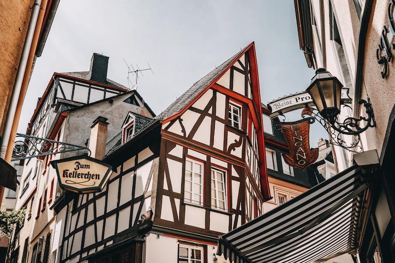Altstadt Fachwerk Cochem