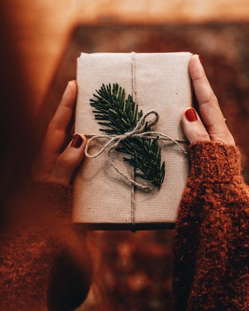 Nachhaltige Geschenke verpacken