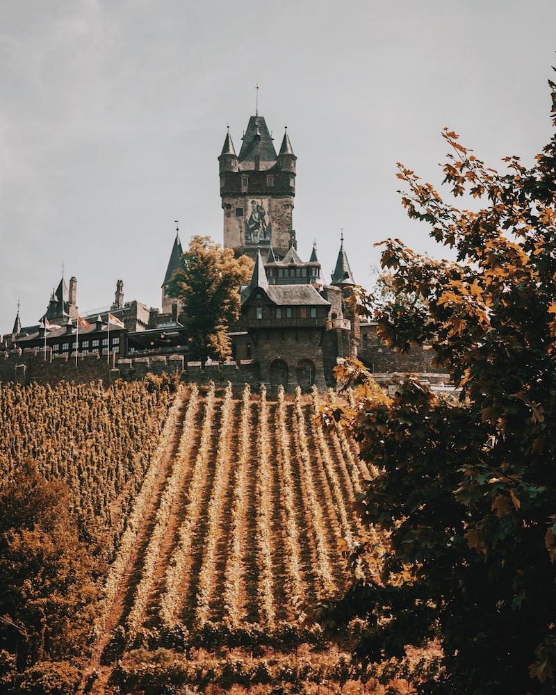 Reichsburg Cochem Mosel
