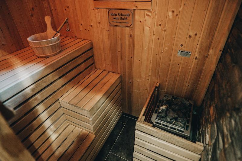 Sauerland Ferienhaus Sauna