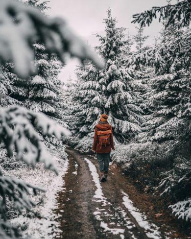 Sauerland im Winter