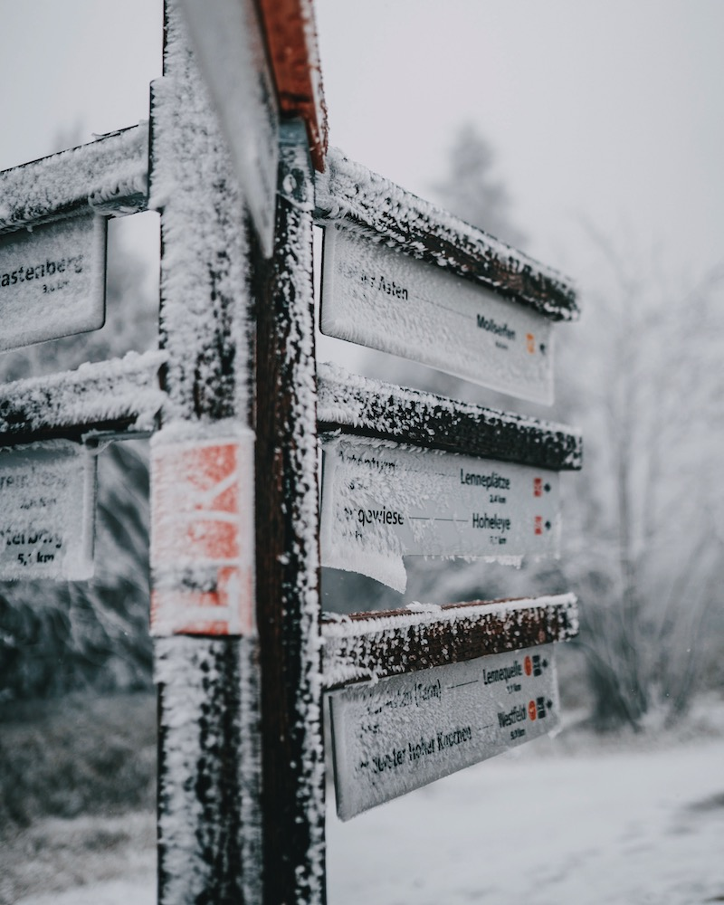 Sauerland Wandern Rothaarsteig