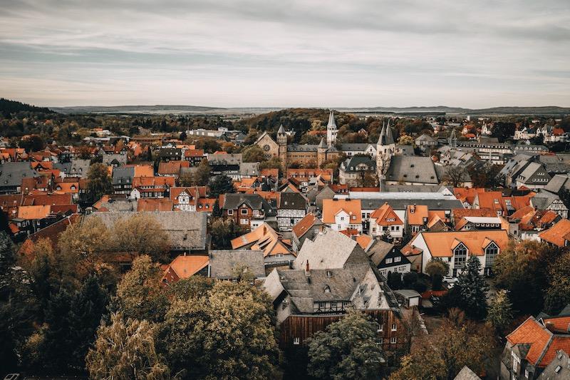 Urlaub im Harz Goslar Marktkirche