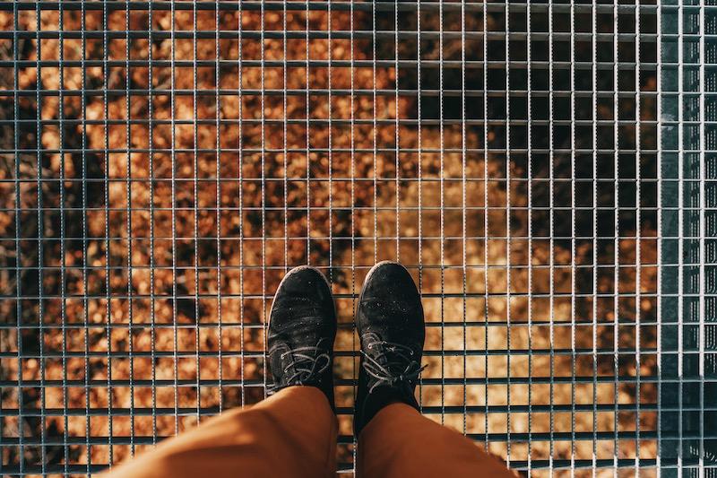 Urlaub im Harz Hängebrücke