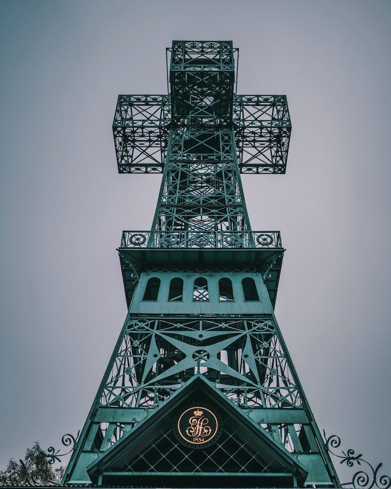 Urlaub im Harz Josephskreuz
