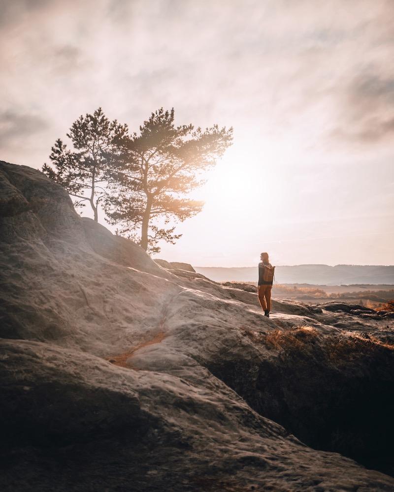 Urlaub im Harz Teufelsmauer
