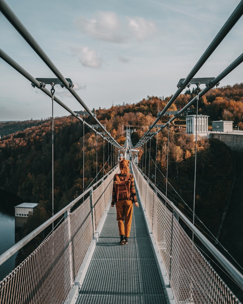 Urlaub im Harz Titan Brücke