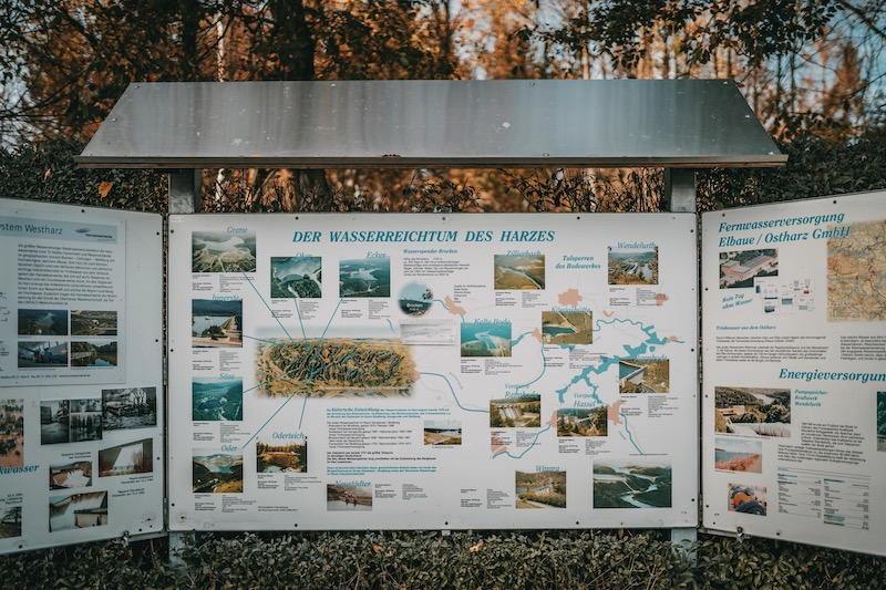 urlaub im Harz Urania Rappbodetalsperre