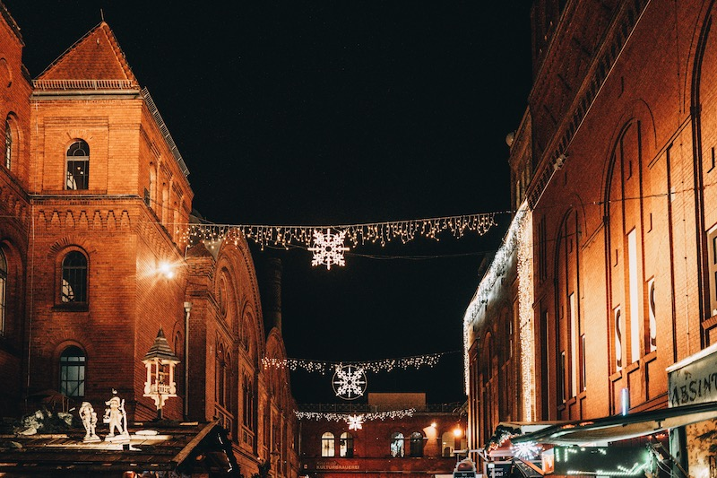 Lucia Weihnachtsmarkt Kulturbrauerei