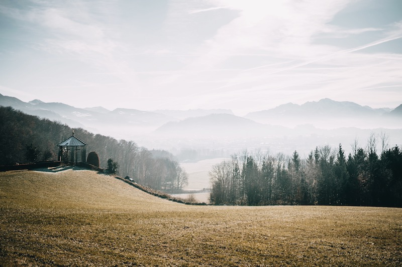 Maria Plain Salzburg im Winter