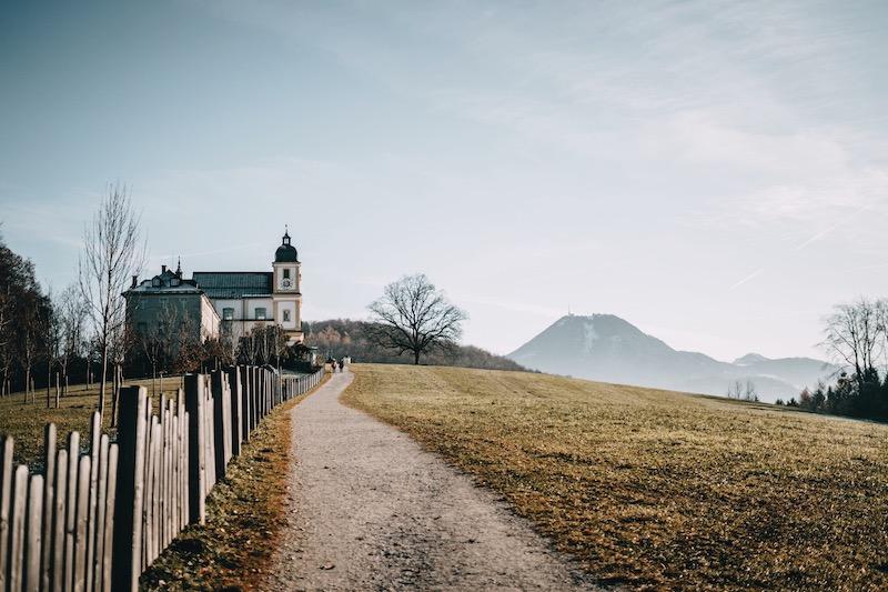 Salzburg im Winter Maria Plain