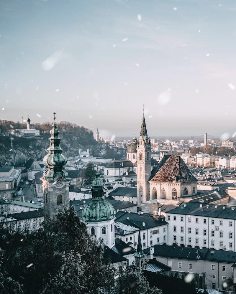 Salzburg im Winter: Die schönsten Orte in der Weihnachtszeit