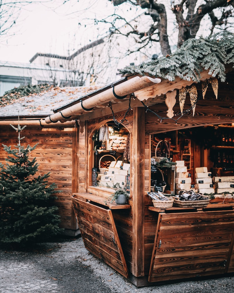 Sternadvent Salzburg im Winter