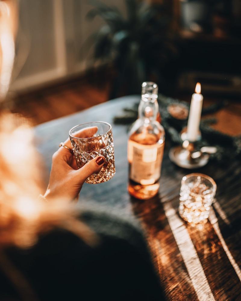 Weihnachten Berlin Whisky