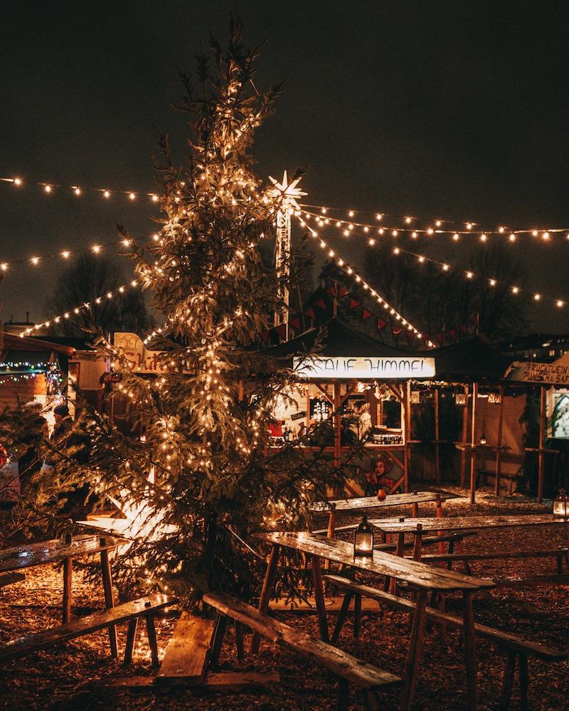 Weihnachtsmärkte in Berlin RAW Gelände
