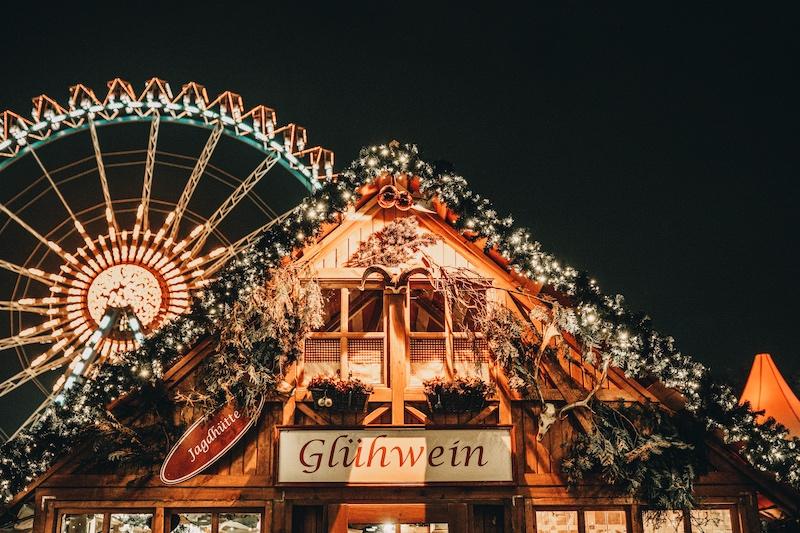 Weihnachtsmärkte in Berlin Rotes Rathaus