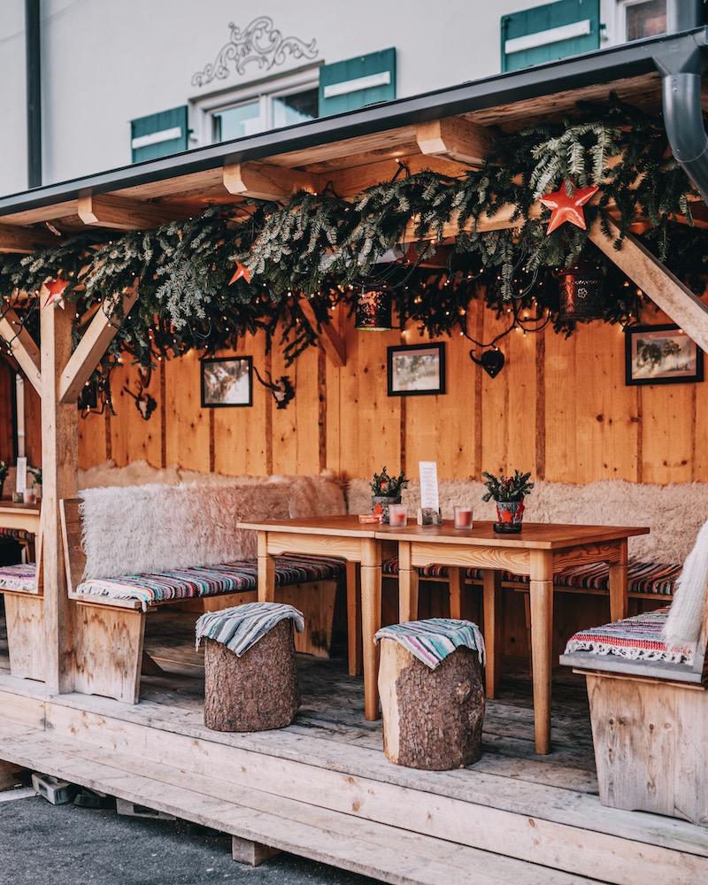 Weihnachtsmarkt St Gilgen