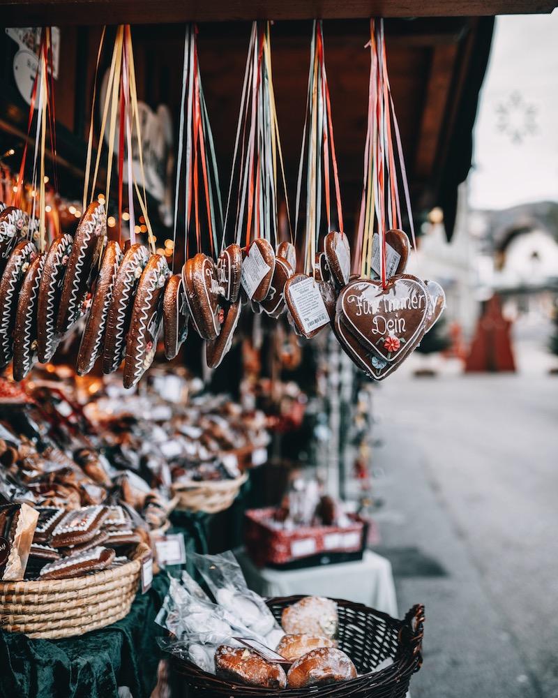 Weihnachtsmarkt Wolfgangsee