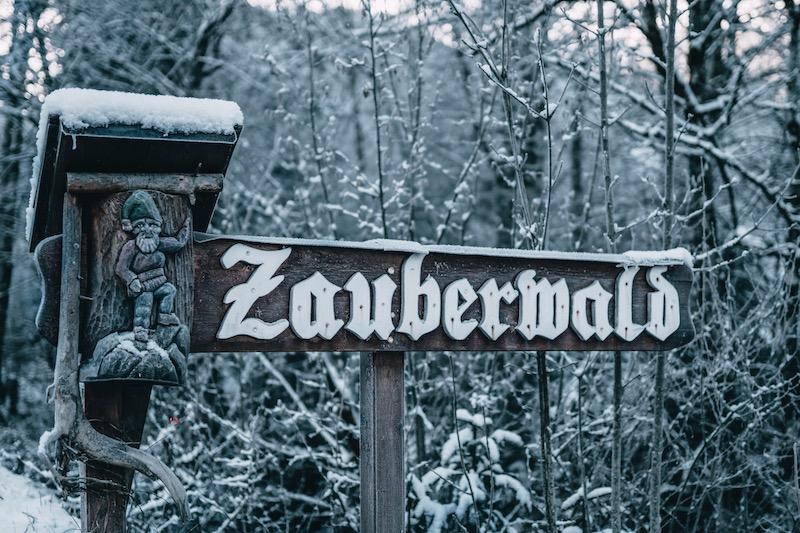 Berchtesgaden Zauberwald Ramsau