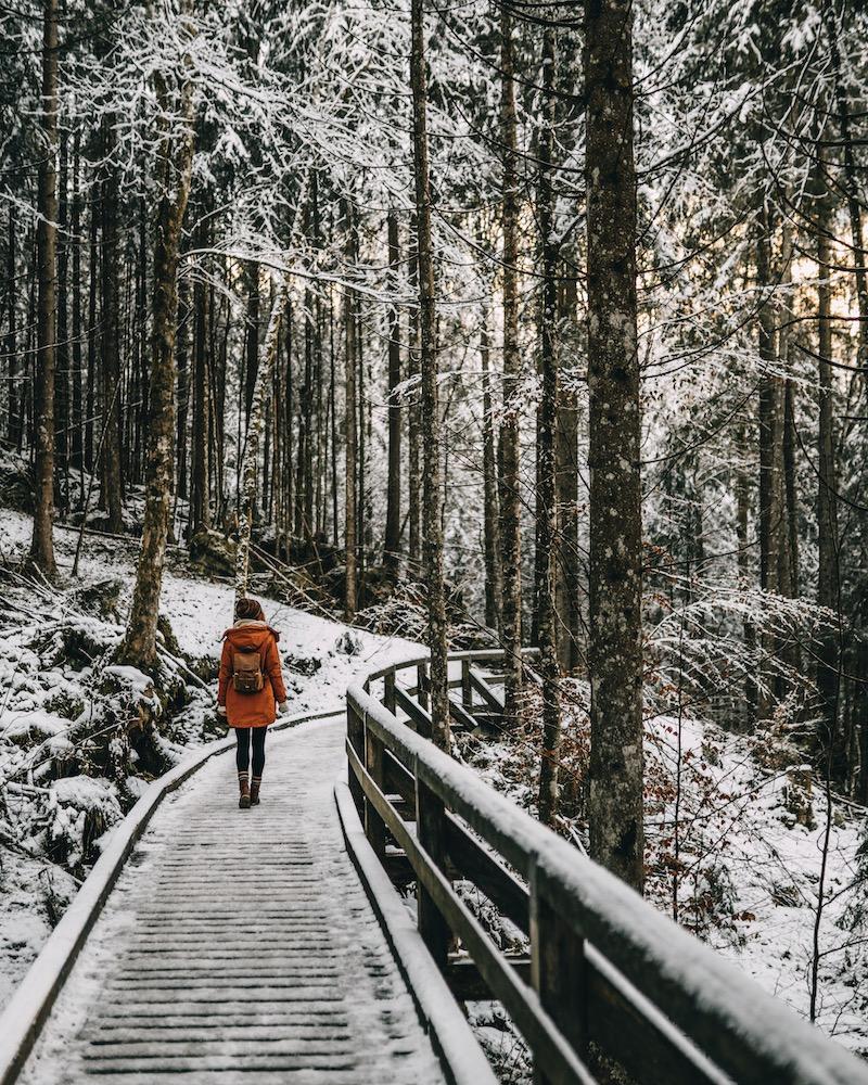 Berchtesgaden Zauberwald