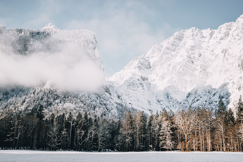 Berchtesgadener Alpen Watzmann