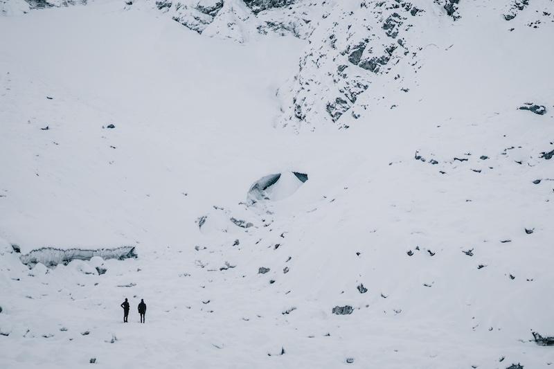 Eiskapelle Berchtesgaden Winter