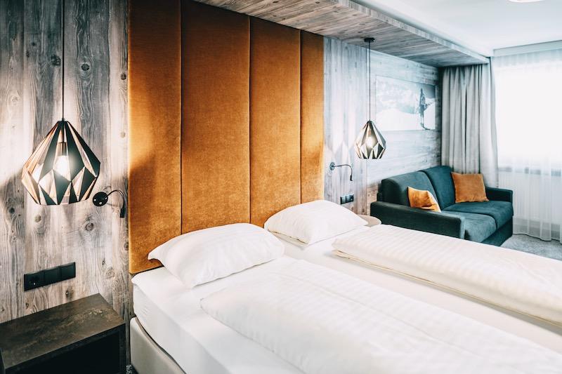 Hotel Mooshaus Kuehtai