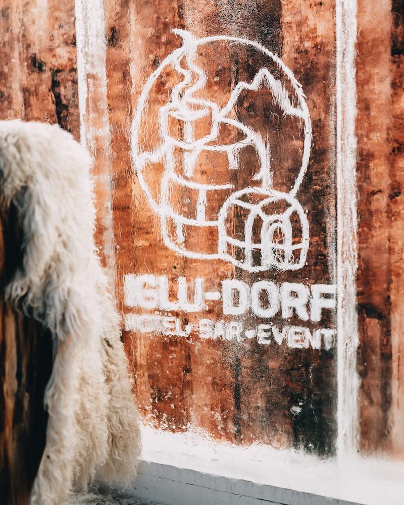 Iglu Dorf Kühtai Bar