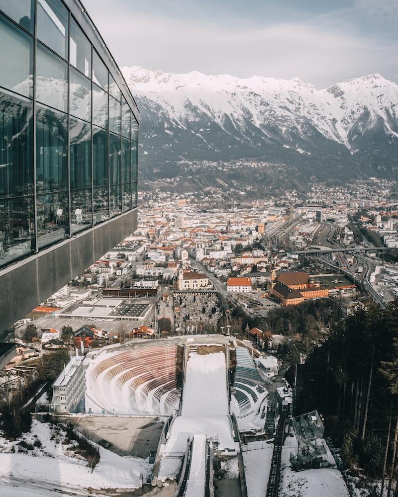 Innsbruck Bergisel Schanze