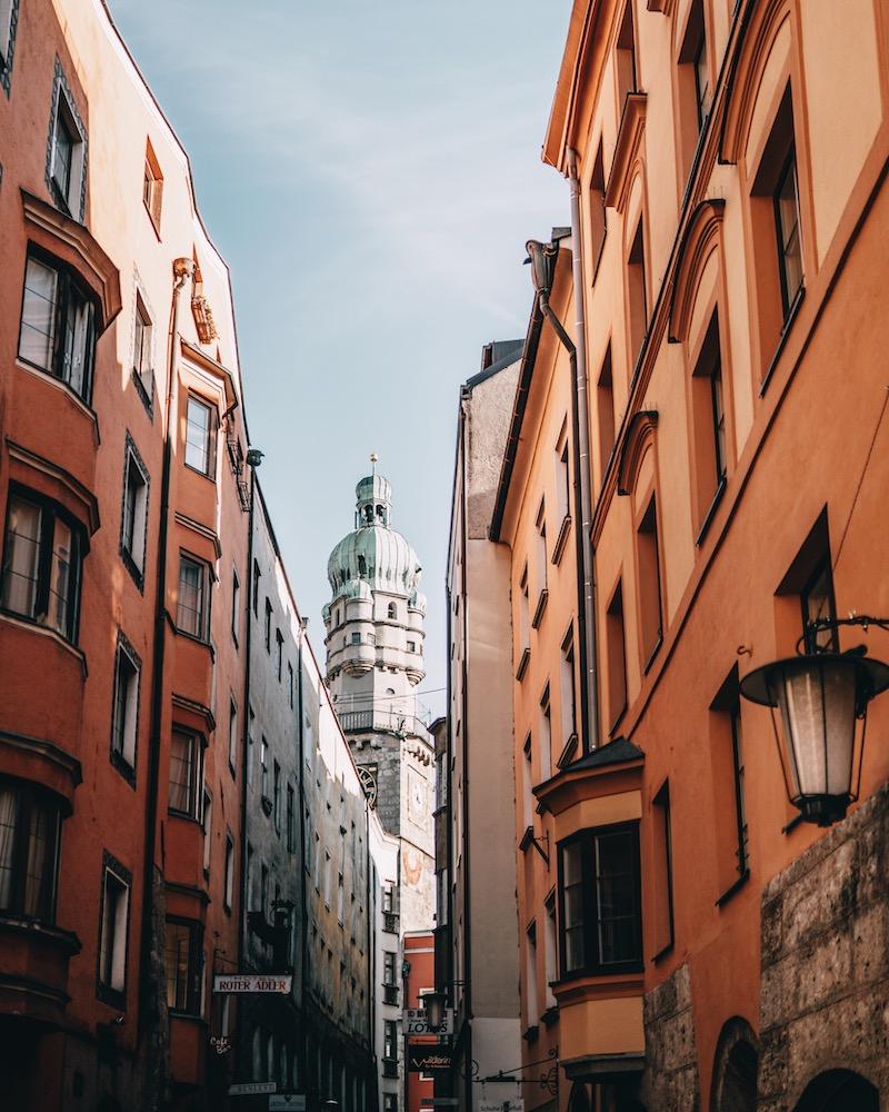 Innsbruck Tipps Altstadt
