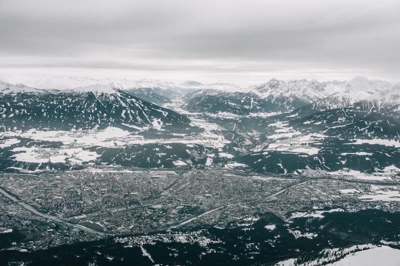 Innsbruck Tipps Nordkette Hafelekar
