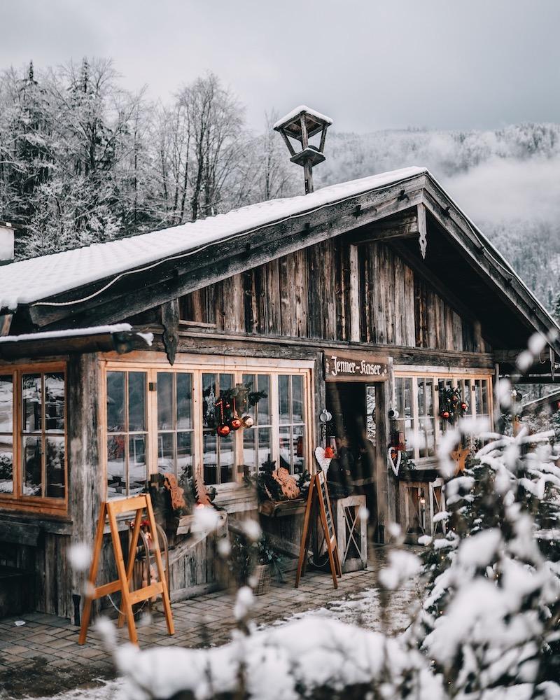 Jenner Kaser Berchtesgaden Königssee