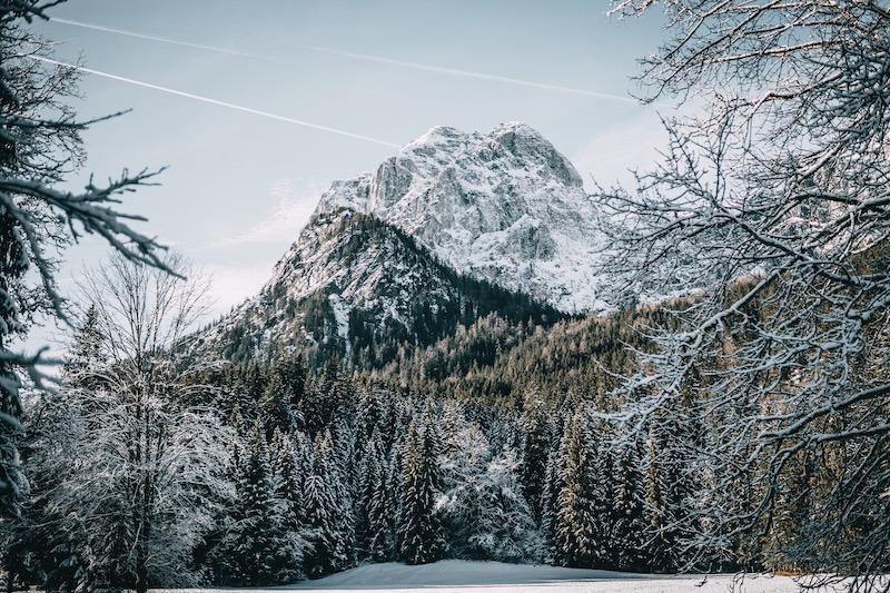 Klausbachtal Nationalpark Berchtesgaden