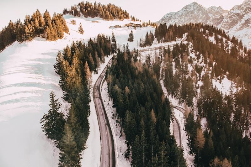 Panoramastraße Berchtesgaden