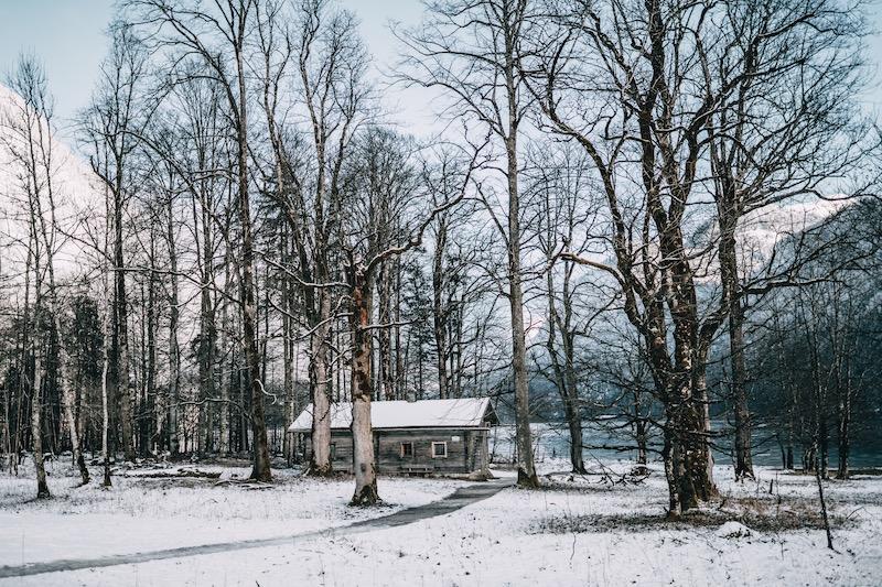 Wanderung Eiskapelle Berchtesgaden