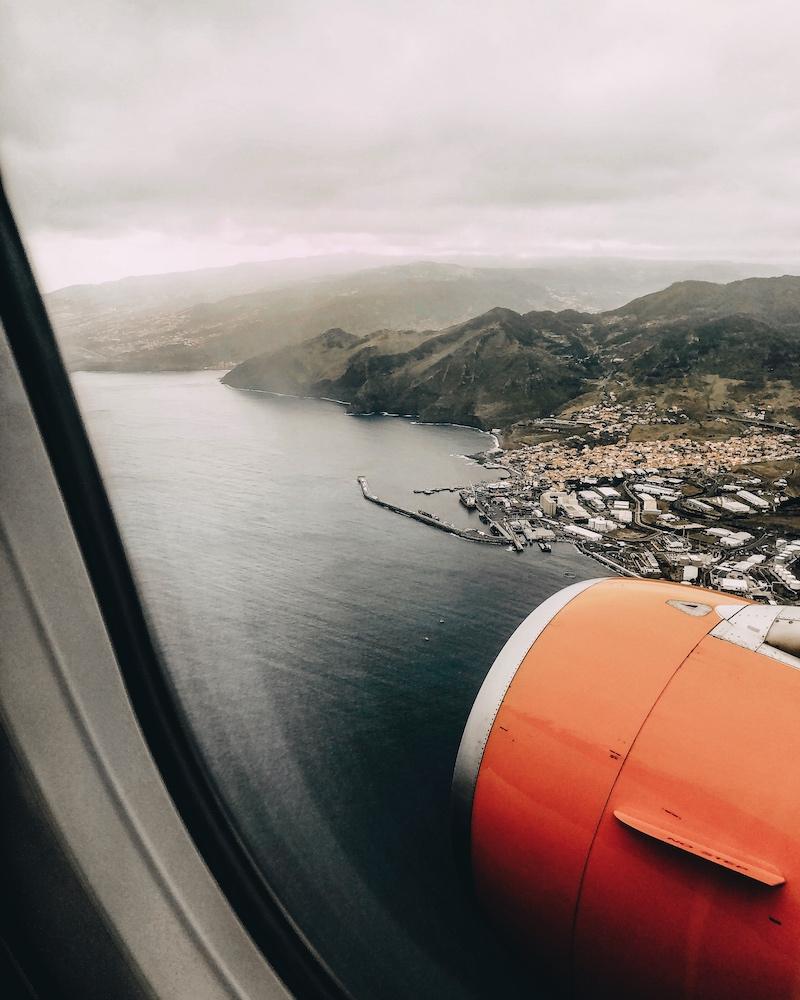 Anreise Madeira