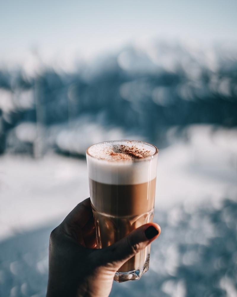 Dirty Chai Latte Café NoName