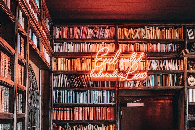 Galaaxy Bibliothek