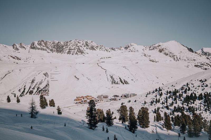 Kühtai Tirol rodeln