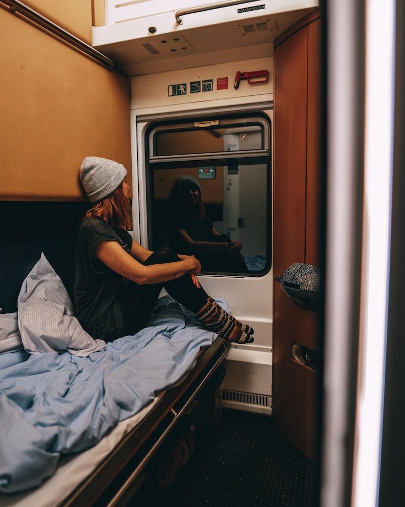 Laax Anreise Nachtzug