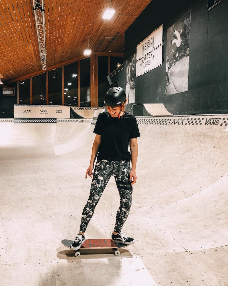 Laax Freestyle Academy